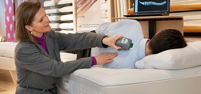 Mit dem Wirbelscanner den eigenen Schlaf visuell analysieren