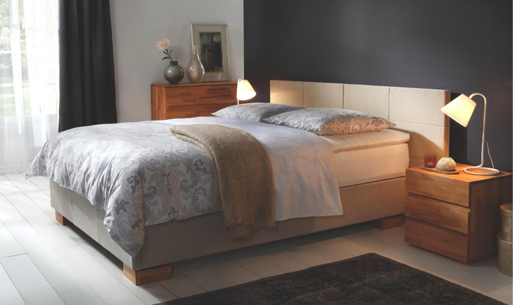 was ist ein boxspringbett. Black Bedroom Furniture Sets. Home Design Ideas