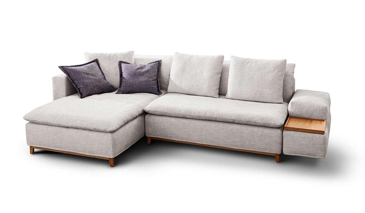 Sofa Isla von Signet als Eckkombination